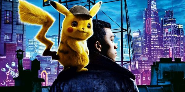 Detective Pikachu Blu-ray Release Date & Special Features Revealed