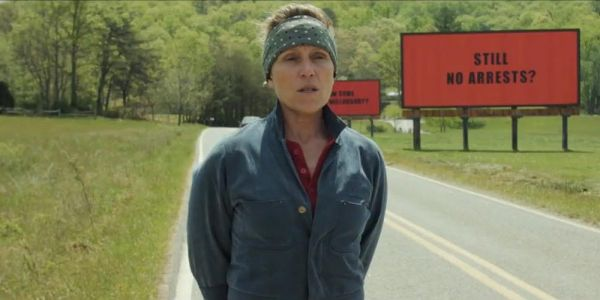 Three Billboards Wins Big at 2018 BAFTAs