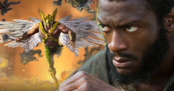 The Rock's Black Adam Wants Aldis Hodge as Hawkman