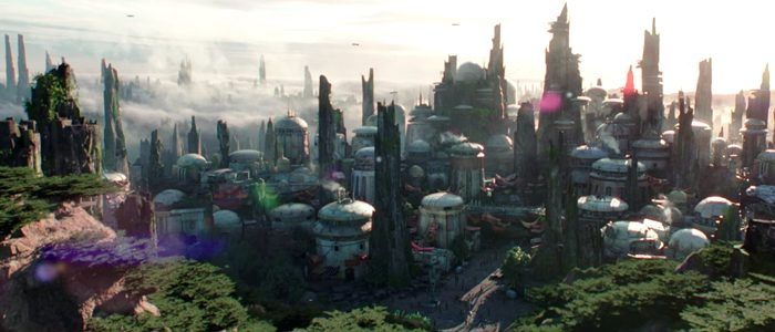 Listen: Full 'Star Wars: Galaxy's Edge' Theme Song Composed By John Williams