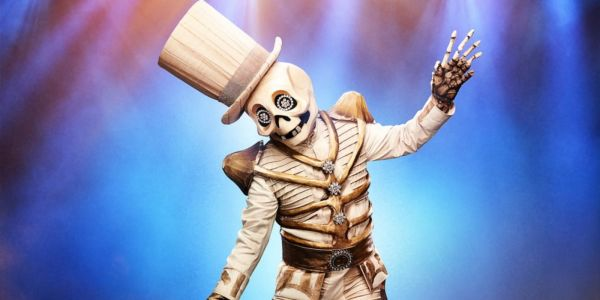 The Masked Singer: Skeleton is Revealed as Paul Shaffer