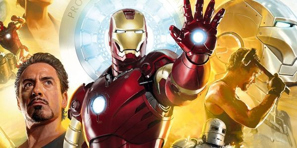 The Art of Iron Man: 10th Anniversary Edition Book Gets Gorgeous Cover