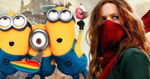 Why the Heck Are Minions in Peter Jackson's Mortal