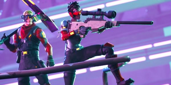 Fortnite Maker Epic Games Really Wants All Games to Be Cross-Platform