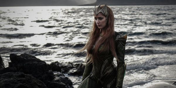 Amber Heard Reveals How Zack Snyder Convinced Her To Sign On For Aquaman's Mera