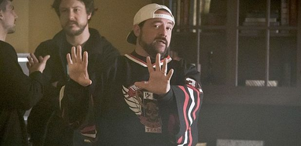 Kevin Smith Reveals His Secret Project is a TV Series Not a Movie