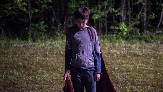 BrightBurn Photo Teases Frightening Anti-Superhero