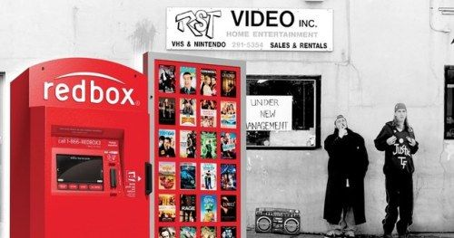 Redbox Will Sadly Replace RST Video in Jay and Silent Bob