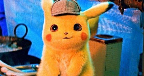 Detective Pikachu Trailer: The First Live-Action Pokemon