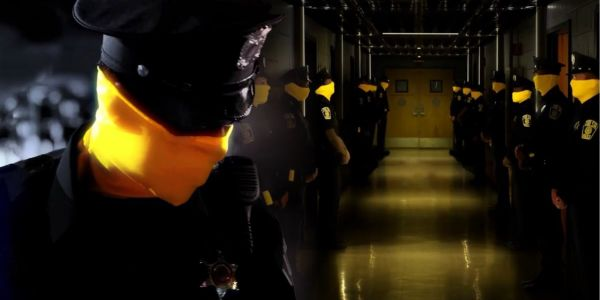 HBO's Watchmen TV Series Images Assemble A Masked Police Force