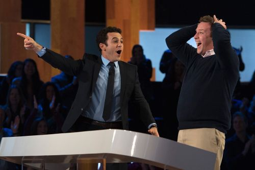Ricky Gervais Was Surprisingly Supportive of His 'Child Support' Co-Star Fred Savage