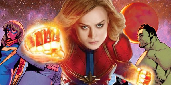 Captain Marvel May Have Already Teased A Proper Avengers Team Replacement