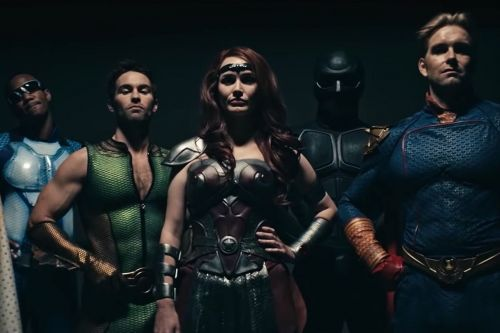 'The Boys': Amazon Trailer Teases a Season of Edgy Superheroes, Explosions, and Even a Dolphin