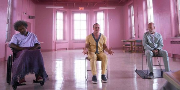 Glass Official Trailer Hypes Shyamalan's Superhero Epic