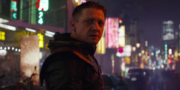 Jeremy Renner's First Headshot Goes From Hawkeye To Backstreet Boys