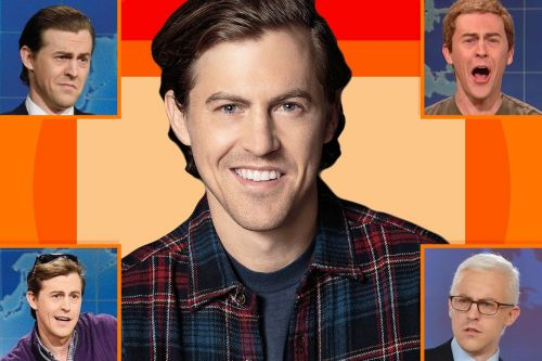 'SNL' Report Card: Alex Moffat Is The Show's Next Big Utility Player