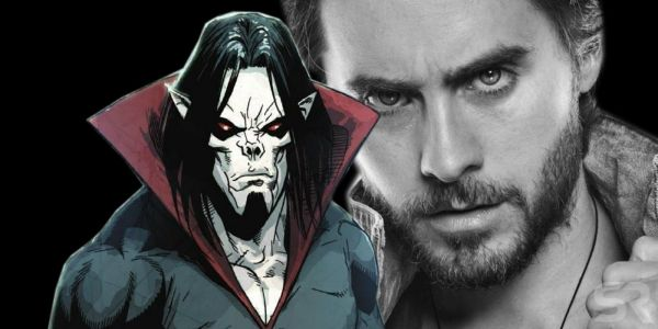 MORBIUS, THE LIVING VAMPIRE: Jared Leto Marks The Start Of Shooting With Cryptic Instagram Post