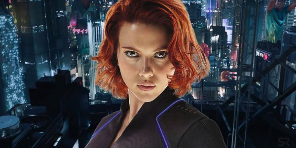 Marvel's Black Widow Movie Gets a Cool Fan-Made Poster