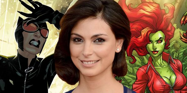 Morena Baccarin Wants to Play a DC Movie Villain Like Catwoman & Poison Ivy