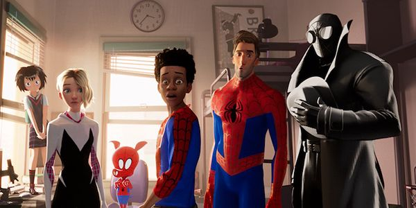 Stan Lee's Second Into The Spider-Verse Cameo Has Been Spotted