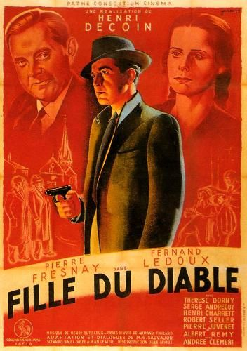 Celebrating Bastille Day with French Noir