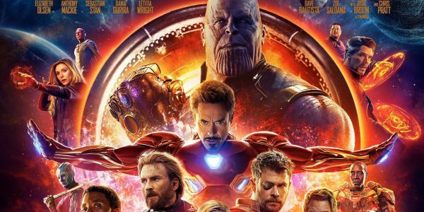 Official Avengers: Infinity War Poster Unites the MCU Against Thanos