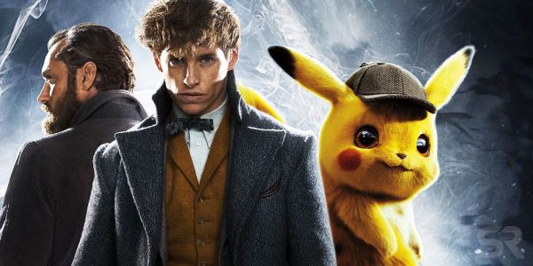 Detective Pikachu Is What Fantastic Beasts Should Have Been