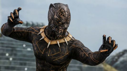 The Killmonger Hot Toy is Here to Steal the Show