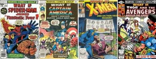 Exclusive: Marvel Studios Producing 'What If' TV Series For Disney+