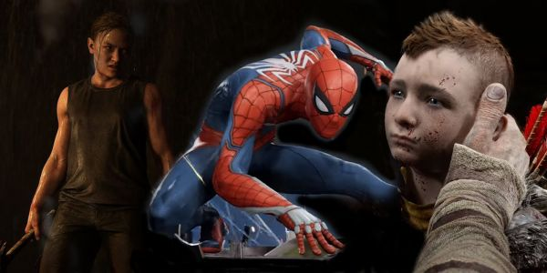 Spider-Man PS4 Director In 'Awe' Of Sony's First-Party Games
