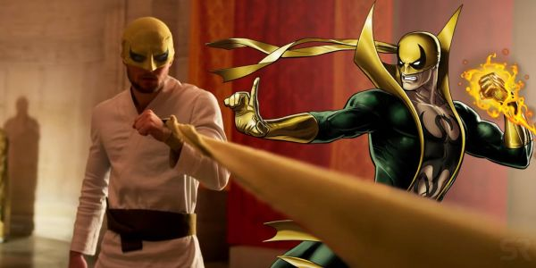 Why Iron Fist's Comic-Accurate Mask Looks So Weird