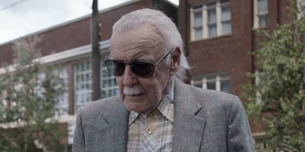 The Russo Brothers Share Set Photo From Stan Lee's Final Cameo