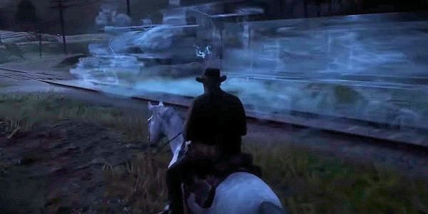 How To Find Red Dead Redemption 2's Secret GHOST Train