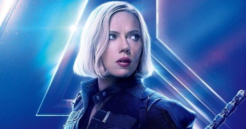 Black Widow May Film in 2019, Gets Red Sparrow Production