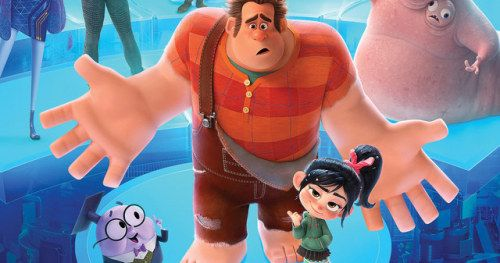 Ralph Breaks the Internet Comes to 4K, Blu-Ray & DVD This