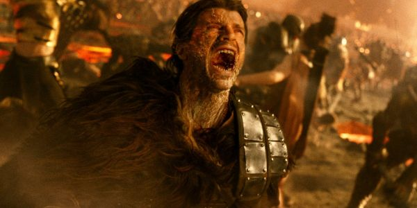 Justice League Parademon Transformation Scene Was Too Scary for WB