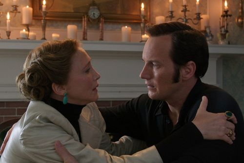 Patrick Wilson & Vera Farmiga to Reprise The Warrens for Annabelle 3!
