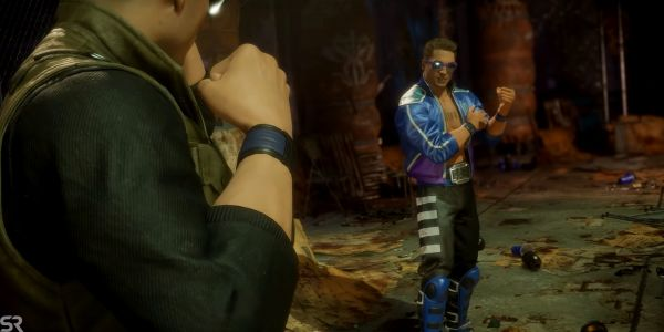 Mortal Kombat 11's Time Traveling Pits Fighters Against Themselves