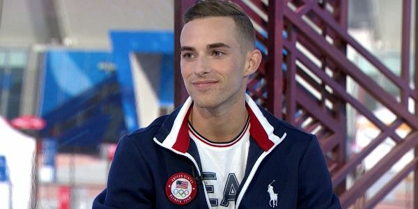 Check Out Adam Rippon And Sally Field's Son Finally Meeting