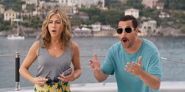 Netflix's Murder Mystery Star Adam Sandler Reveals The Co-Star He'd Pin A Murder On