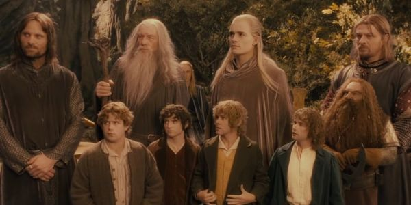 The Lord Of The Rings' Fellowship Actors All Got The Same Tattoo