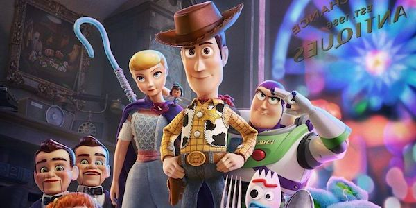 Toy Story 4's Poster Has An Up Easter Egg