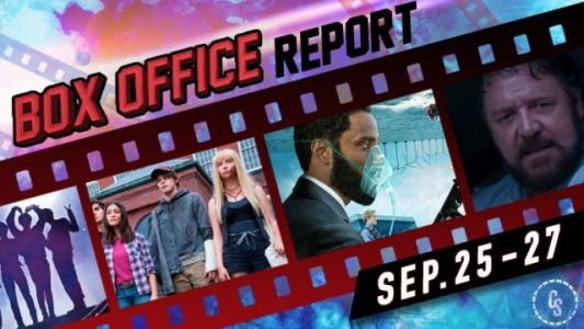 Tenet Remains Atop Quiet Box Office