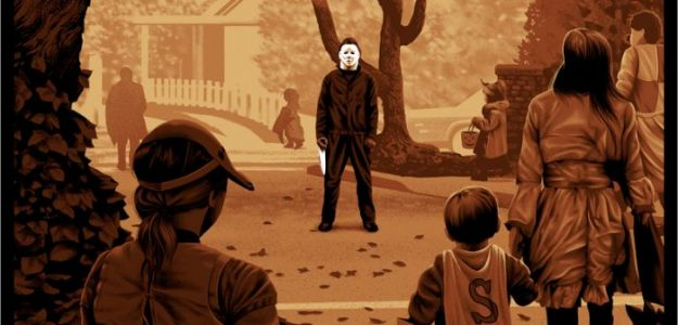 Cool Stuff: Hero Complex's 'Halloween 40' Art Show Celebrates The Night He Came Home