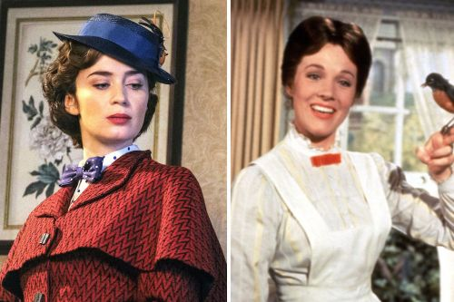 Emily Blunt is the Mary Poppins That P.L. Travers Always Wanted in 'Mary Poppins Returns'