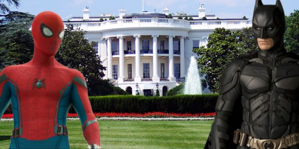 White House Agency Lists Peter Parker & Bruce Wayne As Interns