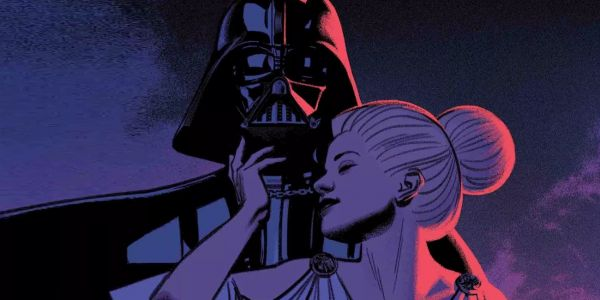 Star Wars Goes 'Fifty Shades' of Darth Vader
