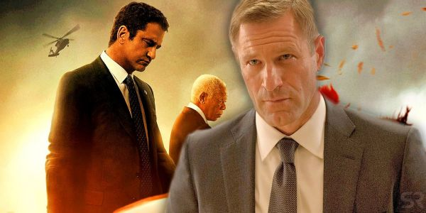 Why Aaron Eckhart Hasn't Returned For Angel Has Fallen