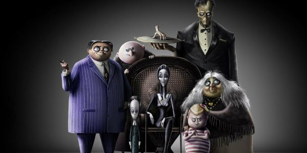 The Addams Family Trailer: An Altogether Ooky Animated Movie