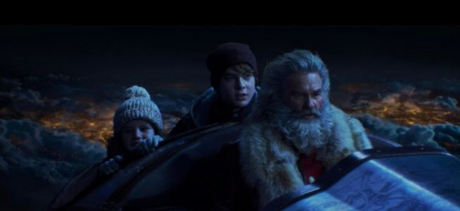 'The Christmas Chronicles' Trailer: Kurt Russell is Cool Santa Claus